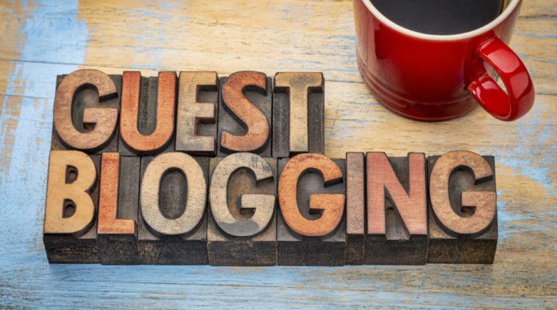 Websites for Guest posting