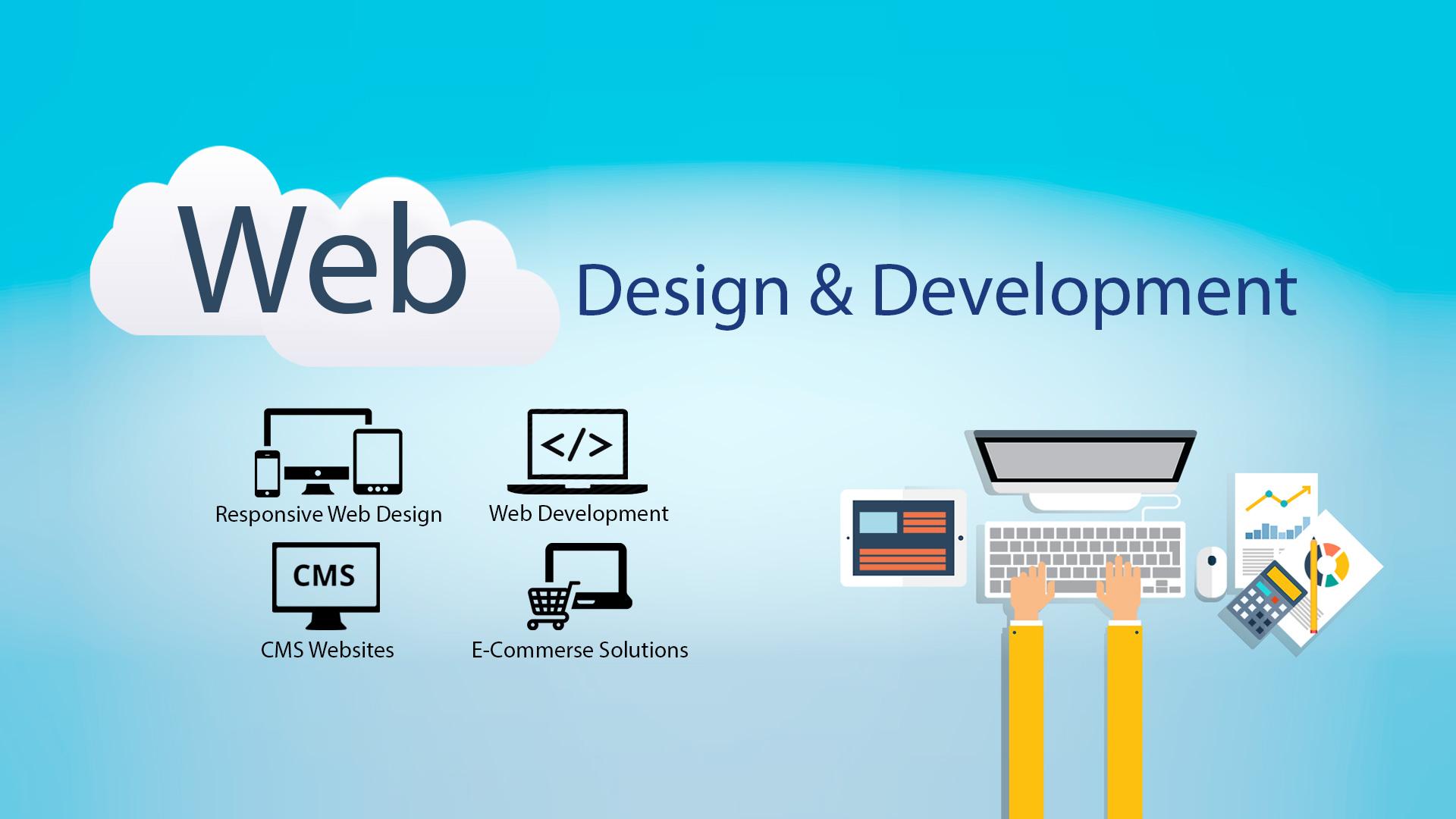 Web Development and Web Designing