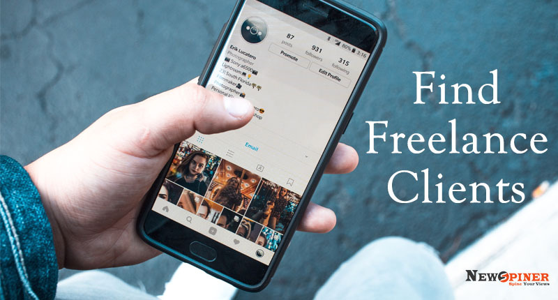 Find Freelance Clients