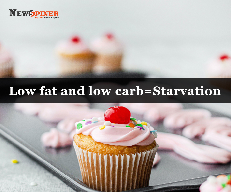 Low fat and low carb starvation
