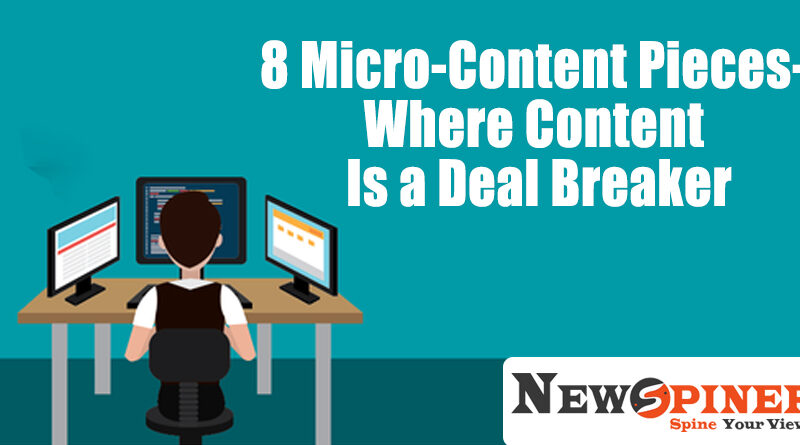 8 Micro Content Pieces