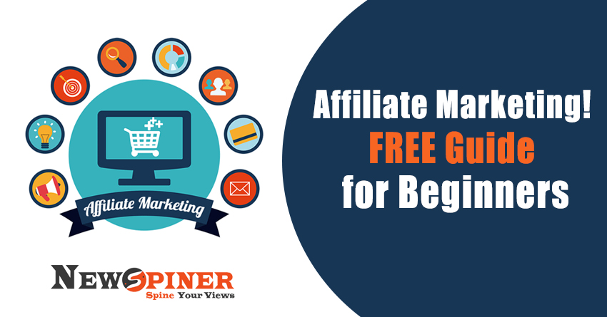 Affiliate Marketing! FREE Guide for Beginners
