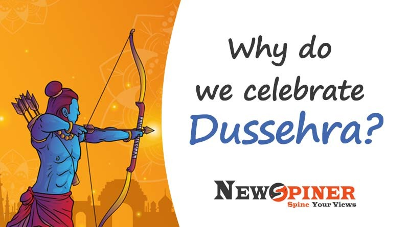 Why do we Celebrate Dussehra?
