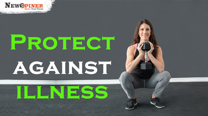 Protect against illness
