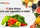 Best winter fruits and vegetables in India