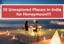 10 Unexplored places in India for honeymoon