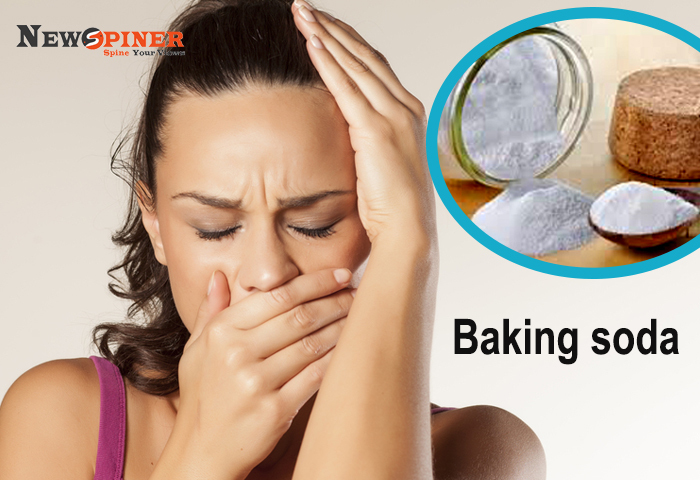 Baking Soda - Home remedies for tooth infection