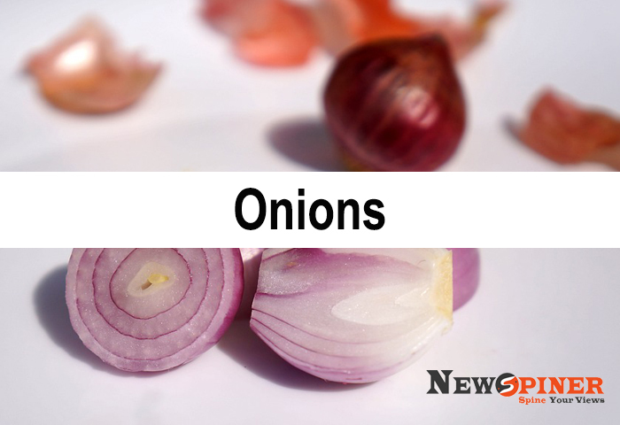Onions - Home remedies for tooth infection