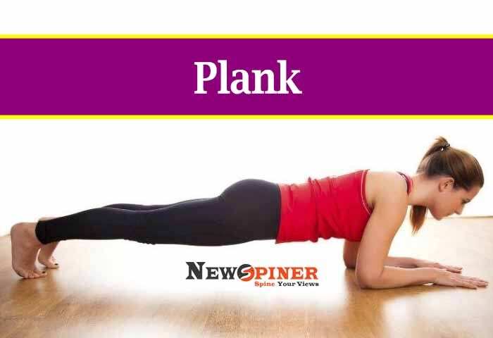 Plank - How to lose arm fat fast for females at home