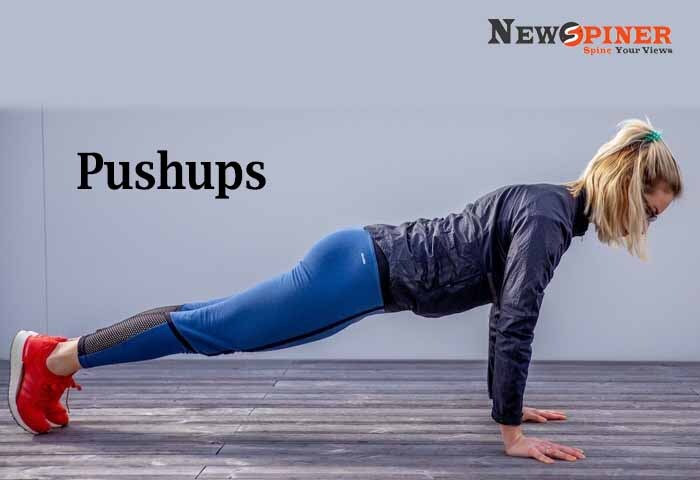 Pushups - How to lose arm fat fast for females at home