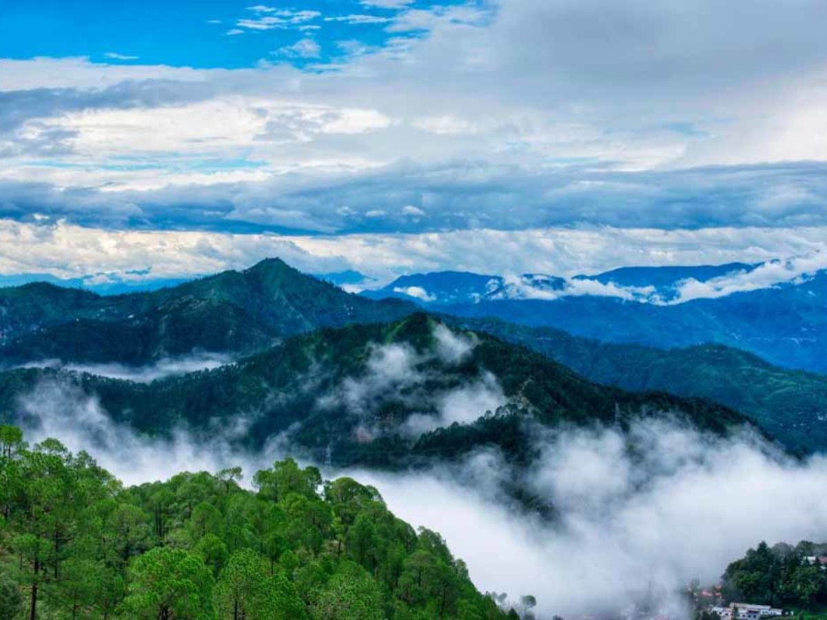 Lansdowne - Top 10 Hill Stations in North India