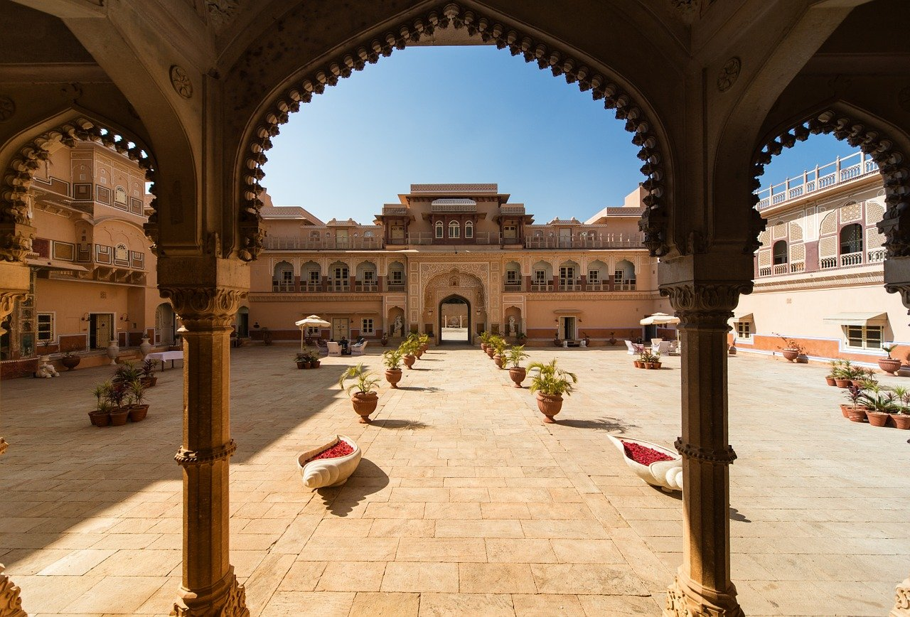 Rajasthan - Best places to visit in india in january with family