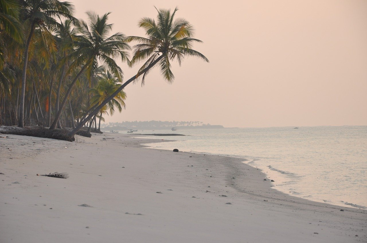 Lakshadweep - Best places to visit in India in January with family