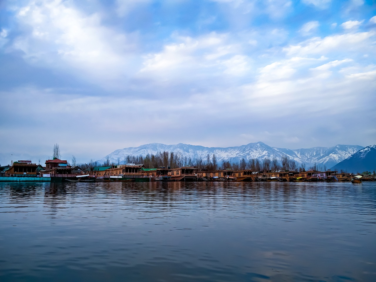 Srinagar - Top 10 best hill stations in north india