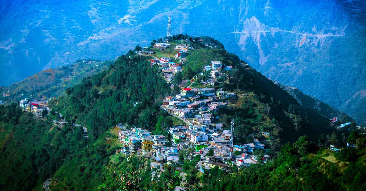 Mussoories - Top 10 Hill Stations in North India