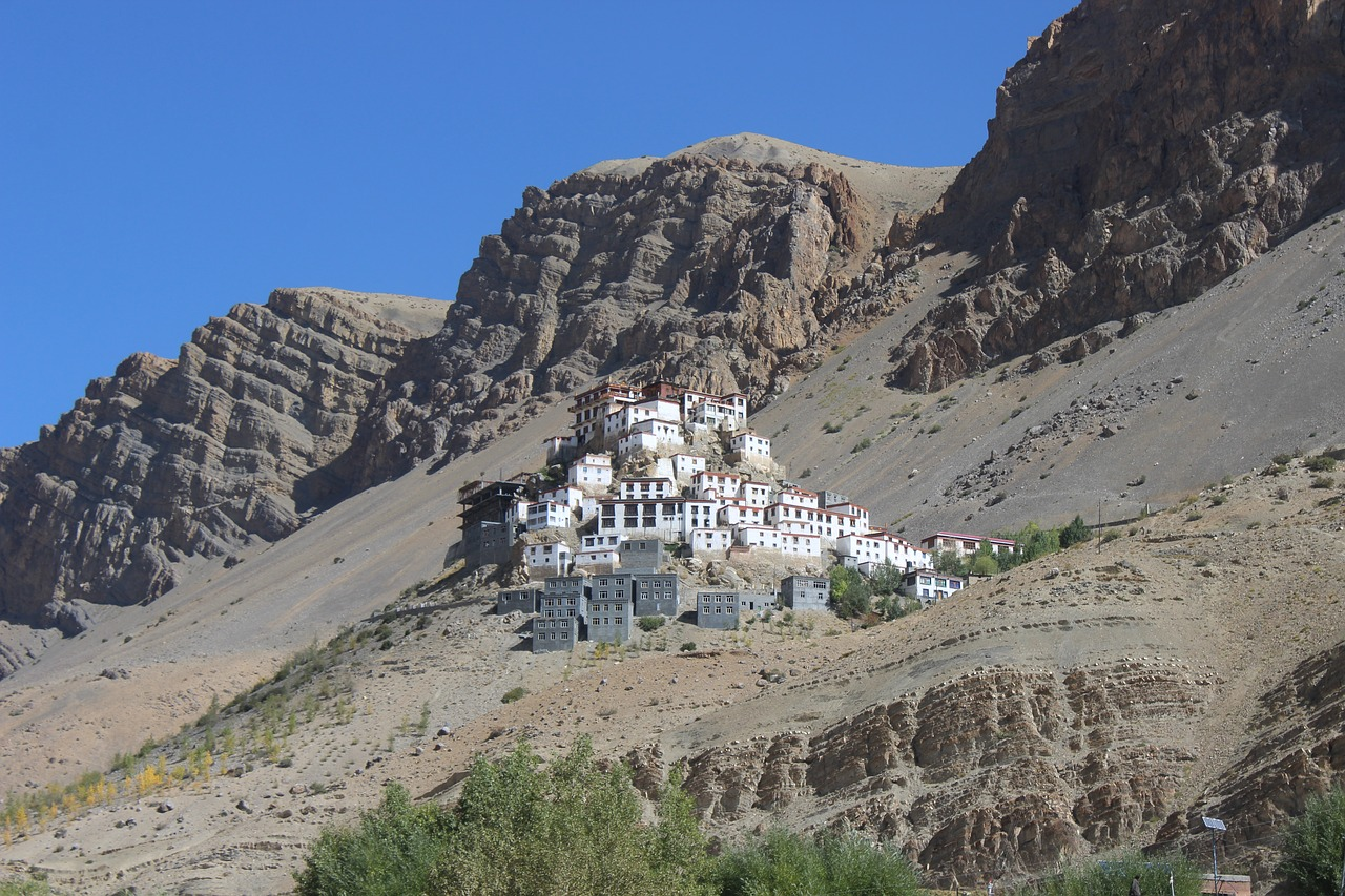 Spiti Valley - Top 10 Hill Stations in North India