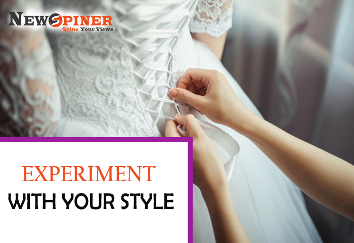 Experiment with your style