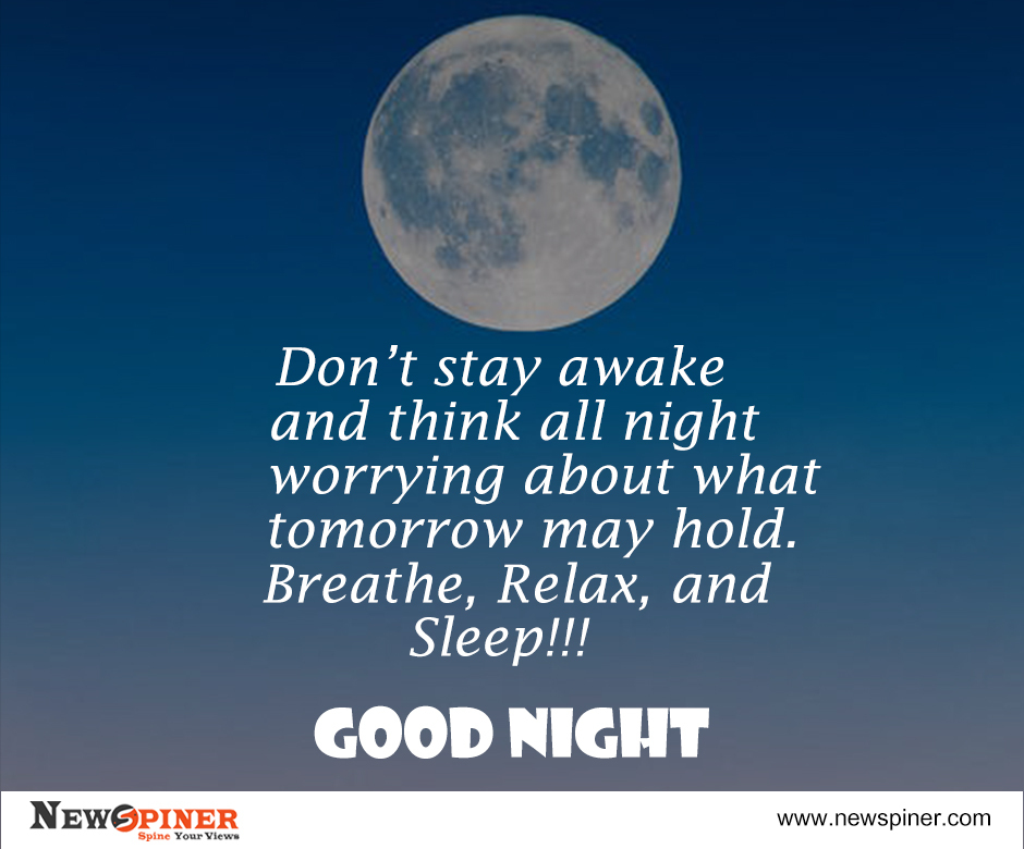 Images with Good night quotes