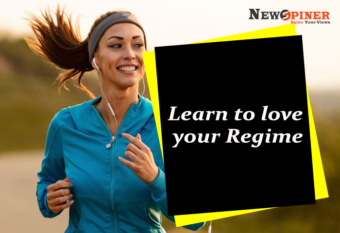 Learn to love your regime