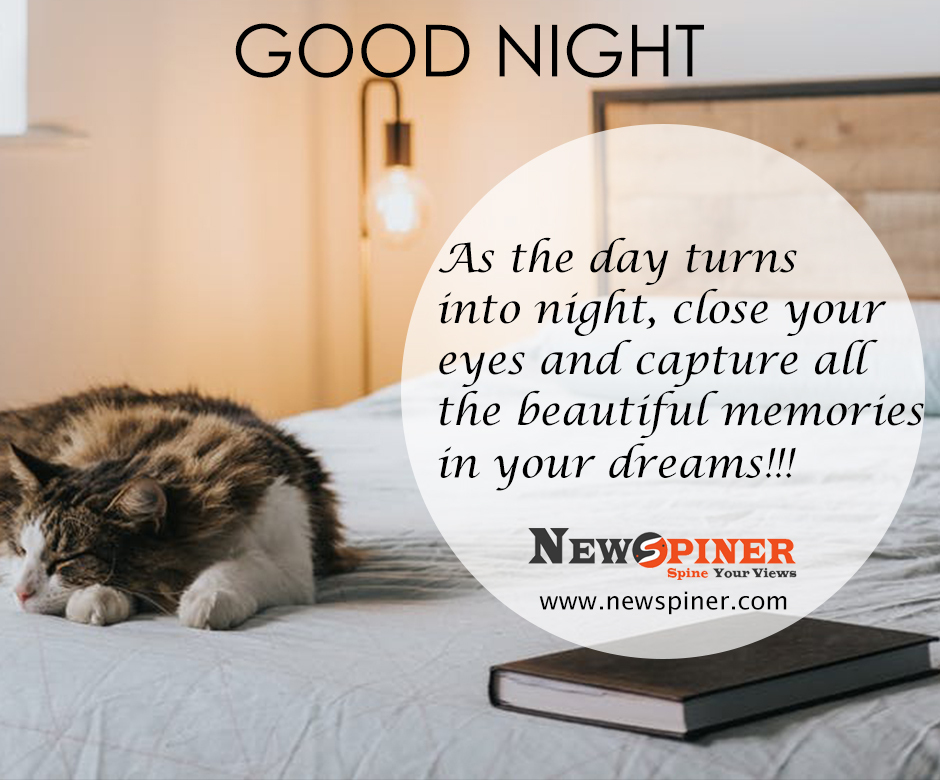 Most beautiful good night quotes