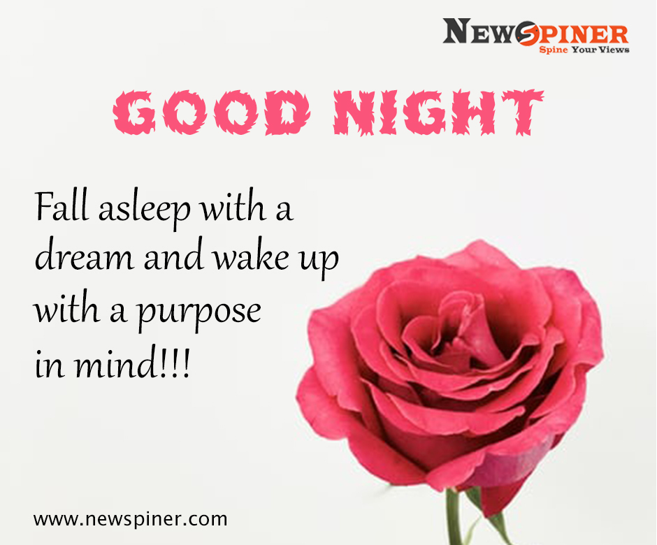 Positive Good Night Quotes