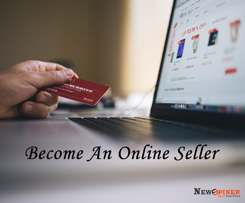 Become an online seller - How can I earn money online as a student