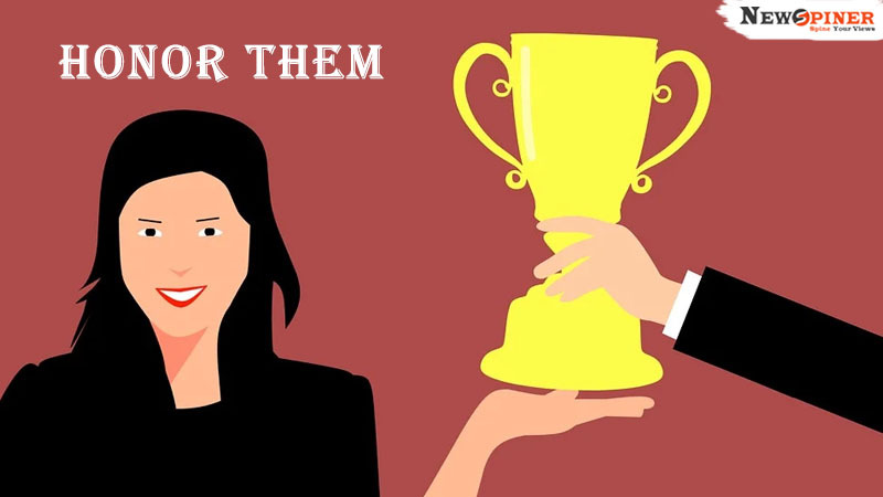 Honor Them - How to celebrate international women's day at work