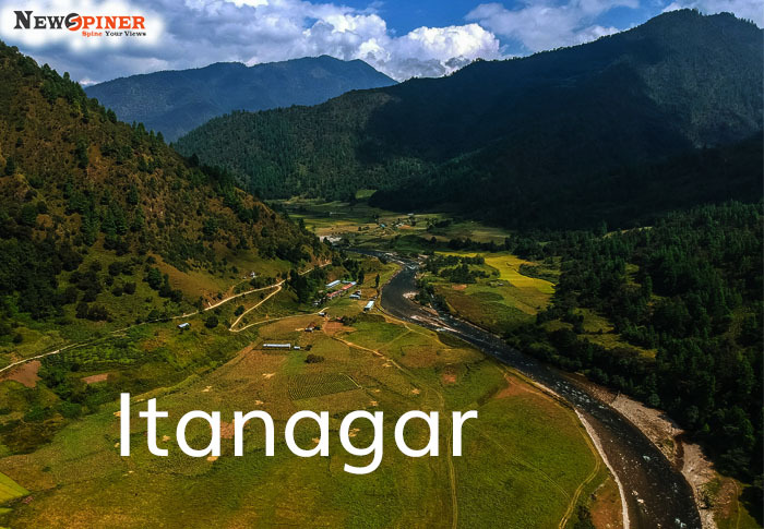 Itanagar - Best Places to Visit in India with Friends in Low Budget