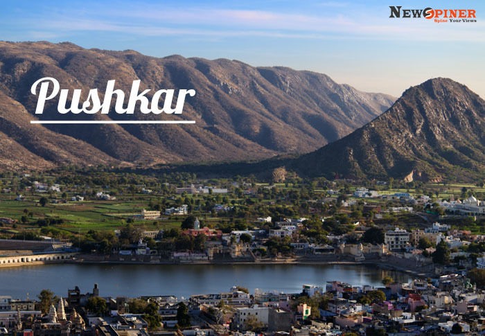 Pushkar - best places to visit in india with friends in low budget