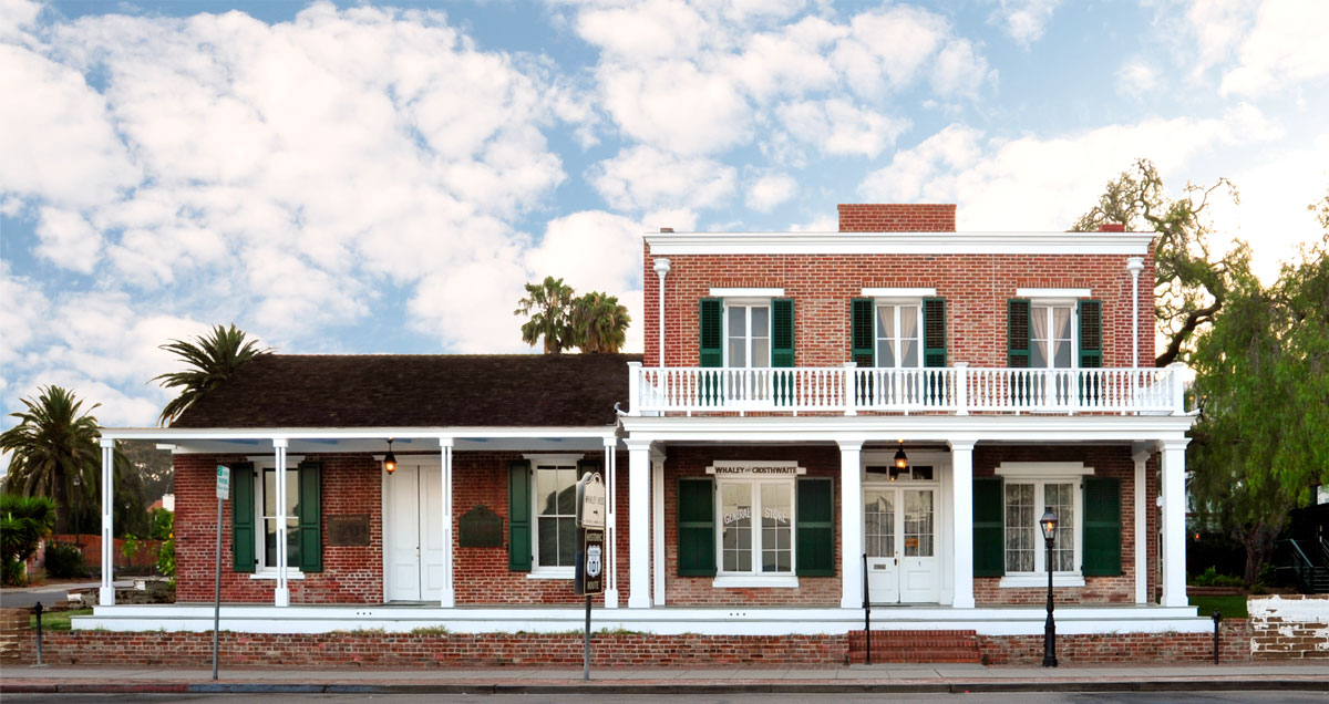 Whaley House Museum - mysterious places in the world
