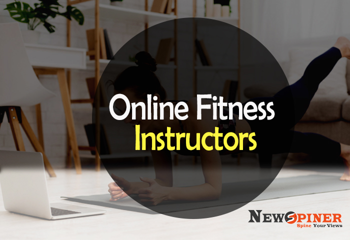 Online Fitness Instructors
