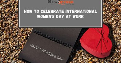 How to celebrate international women's day at work