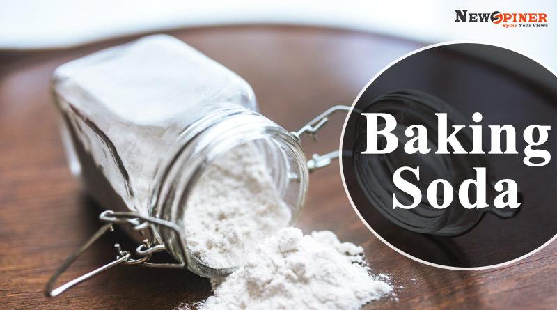 Baking Soda - How to exfoliate sensitive skin at home