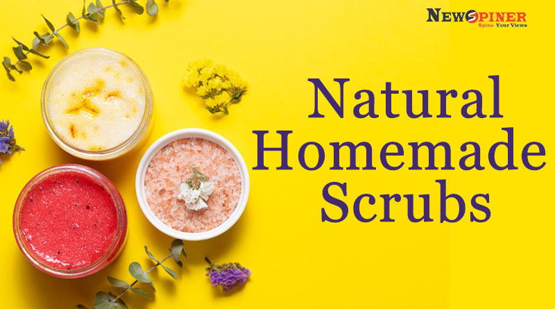 Natural homemade scrubs - How to exfoliate skin on face at home