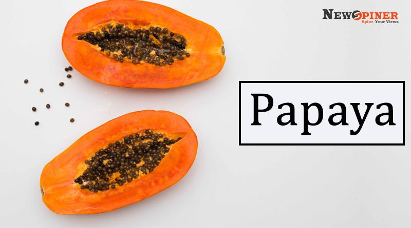 Papaya - How to exfoliate skin at home