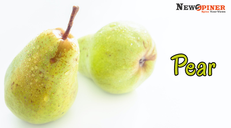 Pear - Fruits in summer in india
