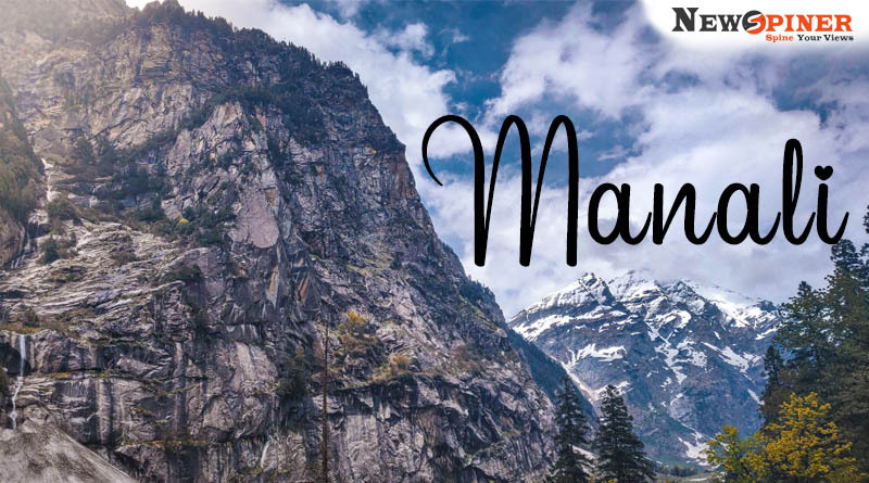 Manali - Best places to visit in india in may