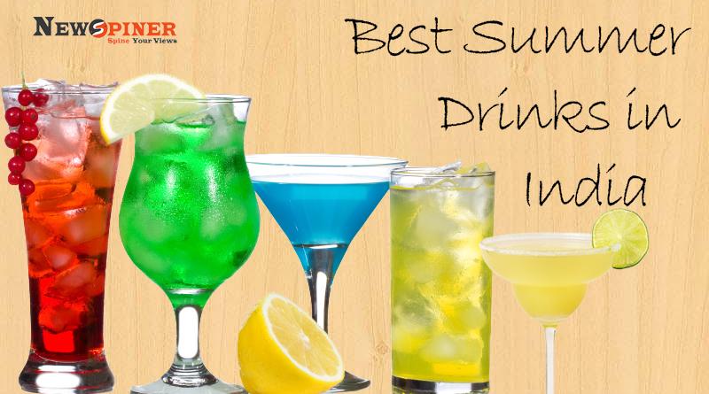11 Best Summer Drinks in India
