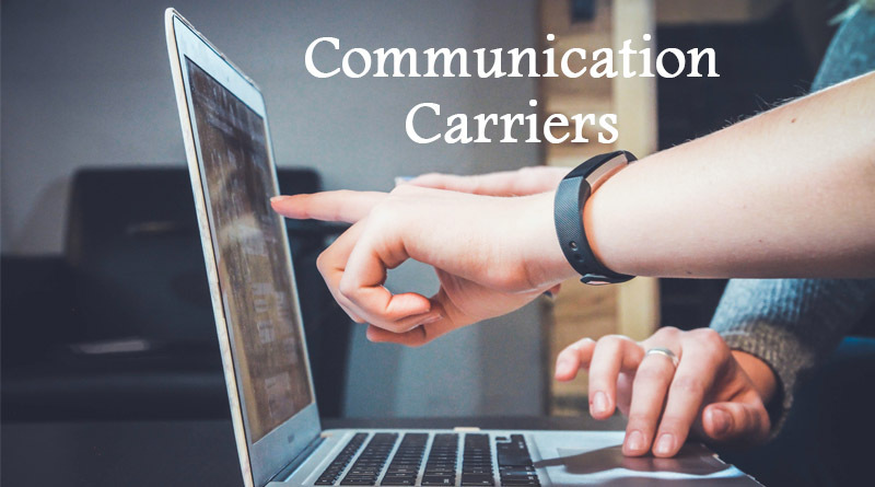 Communication Carriers - How to improve communication skills in the workplace