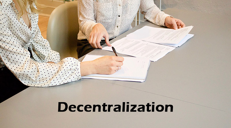 Decentralization - How to make a cryptocurrency