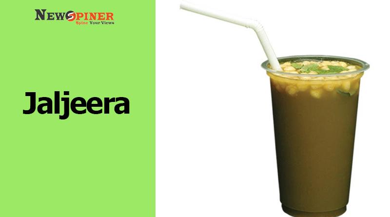 Jaljeera - Summer Drinks in India