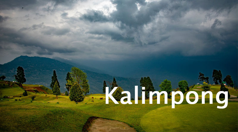 Kalimpong - Summer Destinations in India