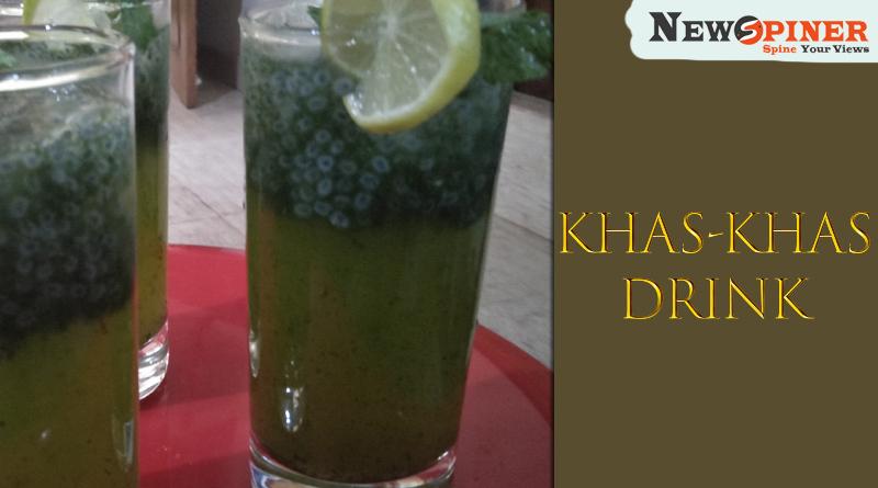 Khas Khas Drink