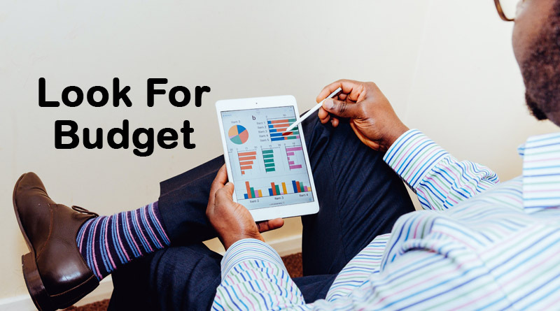 Look for Budget