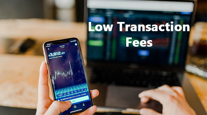 Low Transaction Fees