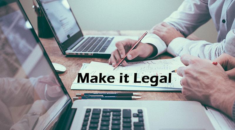 Make it legal
