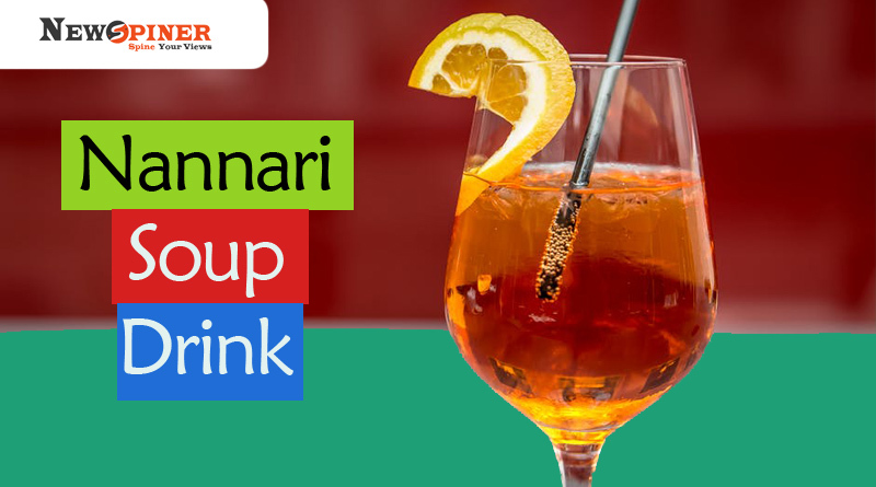 Nannari soup drink - summer drinks in india