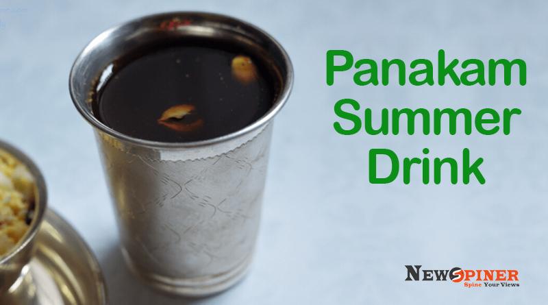 Panakam summer drink