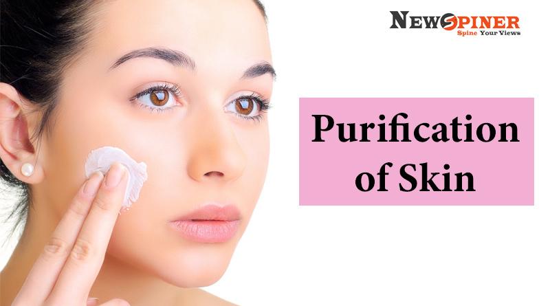 Purification of Skin