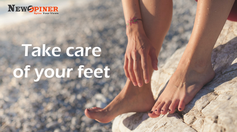 Take care of your feet